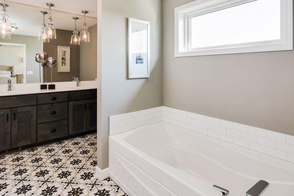 13 Master Bathroom