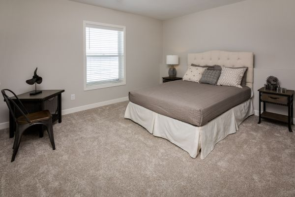 16 Walkout Level Bedroom