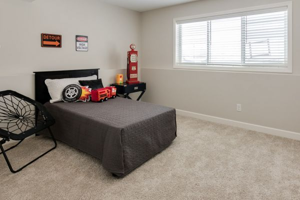 17 Walkout Level Bedroom