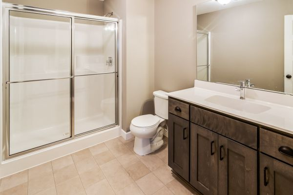 25 Lower Level Bathroom
