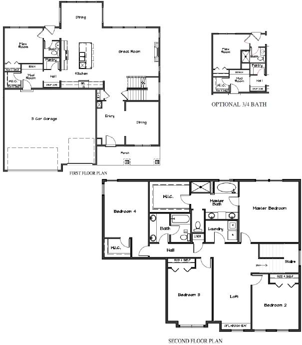 Watkins floorplan