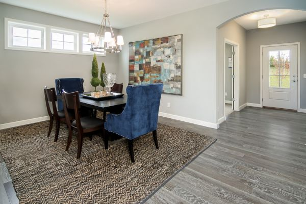 3 Dining Room and Entry