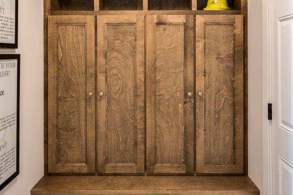 14 Mud Room Lockers