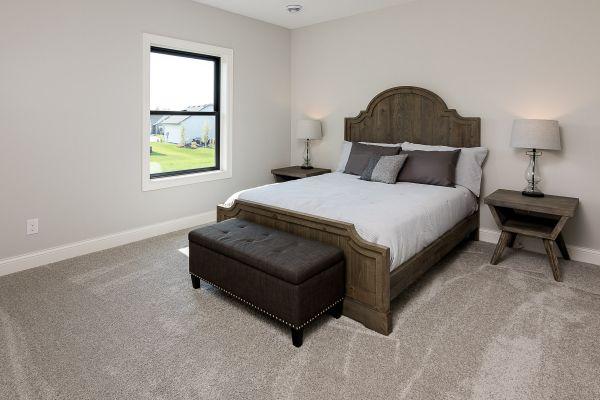 30 Walkout Level Bedroom