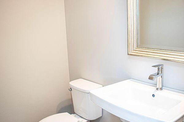 3236 Linden Lane Main Floor Half Bath
