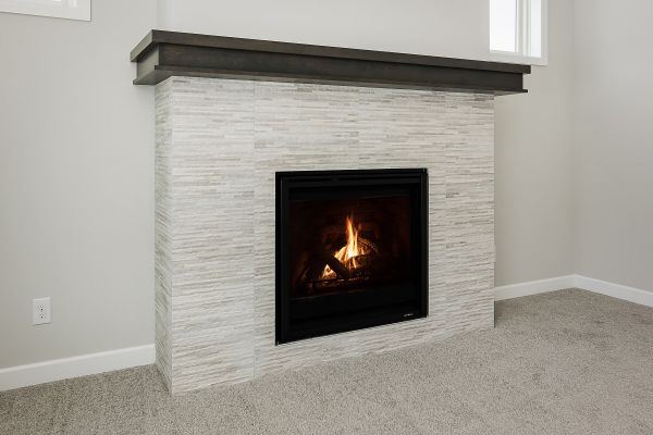 4 Living Room Fireplace