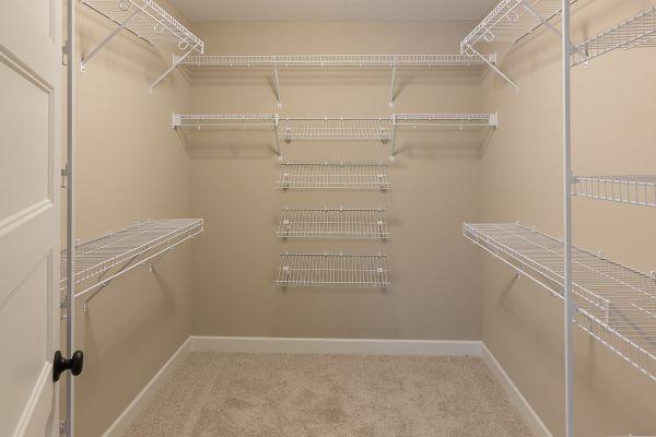 22 Master Bedroom Walk-in Closet