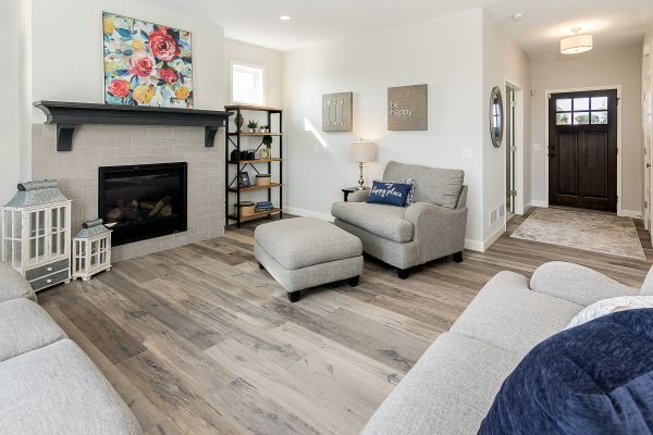 2 Entry and Great Room