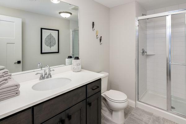31 Walkout Level Bathroom