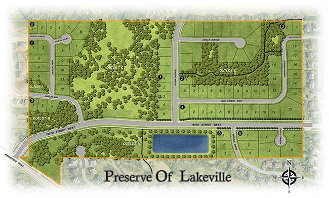 Preserve of Lakeville